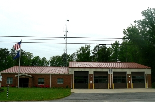 Dinwiddie Volunteer Fire & EMS Station 1
