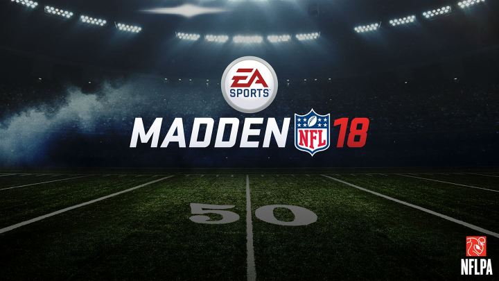 Madden 18 EA Sports